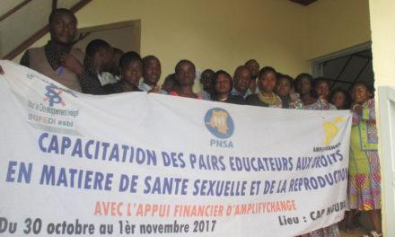 Une formation sur les droits en matière de santé sexuelle et de la reproduction